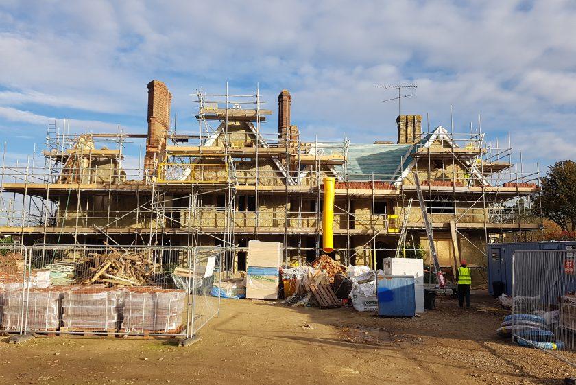 Leigh Place – Multi million pound refurbishment
